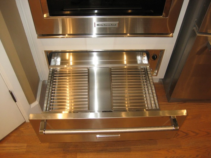 ex18- warming drawer